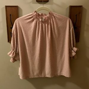 MADEWELL DOT TOP